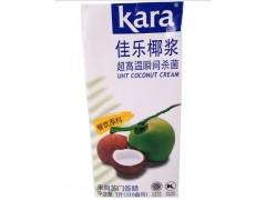 Kara佳乐纯正椰浆 餐饮港式甜品奶茶西米露椰浆饭椰浆