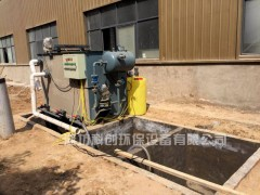 电子零件加工污水处理设备技改工艺