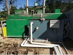 花生加工污水处理设备达标排放