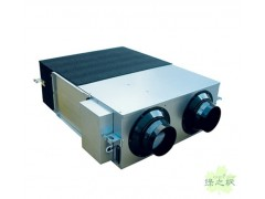 XHBQ-L15TD1中型标准新风换气机的工作原理