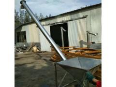 杂粮面不锈钢给料机  提升装袋用提升机