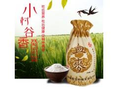 小村谷香内蒙特产血麦面 2.5kg袋装血麦面 藏血麦产地直销