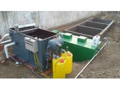近期完工食品污水处理设备明细