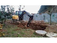 近期养殖污水处理设备及基础建设