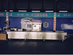 小康牌DLZ-420E全自动冷面连续拉伸真空包装机
