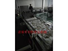 羊头加工线 羊头除毛加工设备 羊头清洗生产线