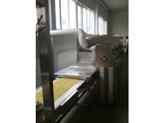 鸡精微波干燥设备 微波鸡精干燥灭菌生产线