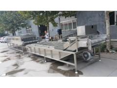 中央厨房蔬菜清洗设备厂家供应