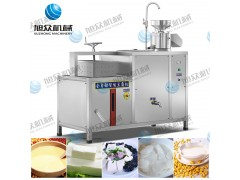 供应旭众牌全自动豆腐机 做豆腐花、豆浆的机器 豆腐机