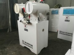 实验废水消毒设备指导安装