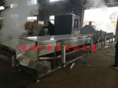 竹笋菇蒸煮机 洋葱连续蒸煮机 全自动果蔬蒸煮机