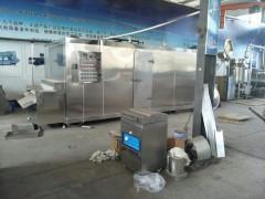 诸城市鼎城机械有限公司扇贝速冻机单冻机