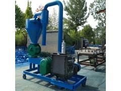 小型移动式气力吸粮机 高扬程装罐气力输送机 加长软管输送机