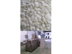 雪花片设备、面包糠设备、雪花片生产线