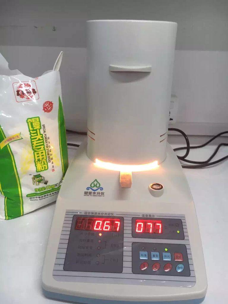幸福面包快速水分测定仪