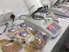 面包蛋糕快速水分测定仪