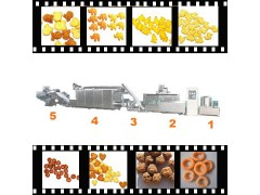 膨化食品设备、烘烤膨化食品设备