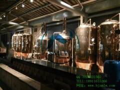 国内自酿啤酒设备小型酿酒设备价格对比