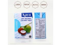 印尼进口Kara佳乐经典椰浆400ml 椰汁