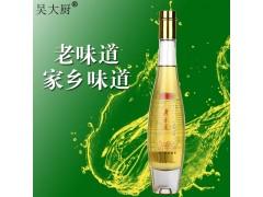 吴大厨山茶油250原香原味茶籽油食用油月子油