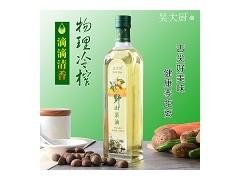 吴大厨山茶油500ml物理压榨茶油孕妇宝宝月子油