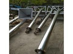 159mm滑石粉管式输送机 耐腐蚀管式上料机