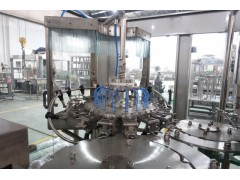 茶粉调配饮料生产线