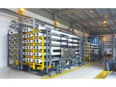 4吨/小时反渗透工业纯净水设备厂家_宏森环保