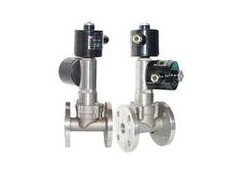 进口低温电磁阀(法兰)、进口水用电磁阀