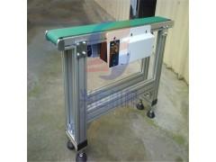 铝合金绿色带式输送机  速度可调节式运输机