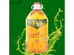 吴大厨山茶油5l家庭实惠装茶籽油食用油月子油