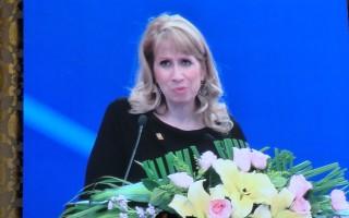 国际食品科技联盟候任主席Mary Schmidl教授
