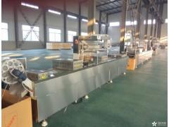 厂家直供包头连续拉伸膜真空包装机