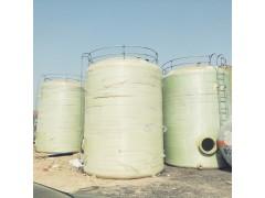 促销二手玻璃钢盐酸储罐1吨到100吨