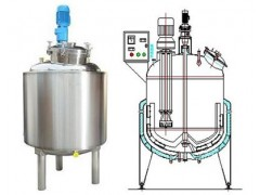 华强中天各种规格搅拌罐_移动搅拌罐按需定制