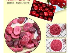 冻干即食蔓越莓 厂家直销营养健康量大价优出口品质保证