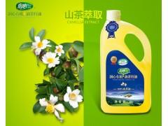 润心有机茶油2L 低温压榨茶籽油 物理压榨山茶油 团购更优惠