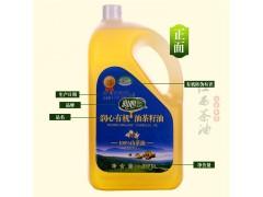 润心有机山茶油3.79L 低温物理压榨茶籽油 团购更优惠