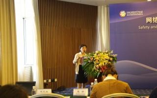 沃尔玛中国食品和产品安全合规高级总监陈红