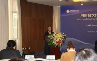 中国烹饪协会副秘书长刘兰英