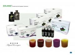 栀子液体饮品ODM,水浴灭菌