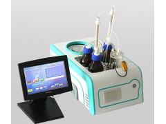 新一代智能库仑法卡尔费休水分测定仪