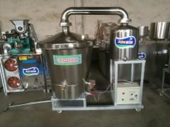 50型双层锅底电加热烧酒机技术原理