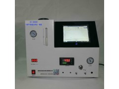 全自动天然气热值分析仪一体机特点