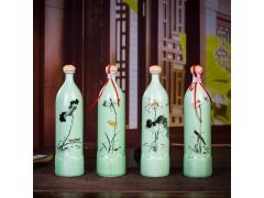 一斤二斤三斤五斤酒瓶定做酒坛批发厂家找盛誉陶瓷酒瓶厂
