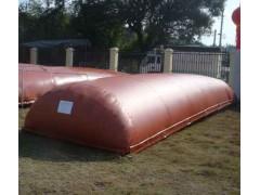 沼气合理利用的新途径——红泥沼气袋