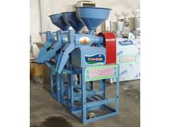 现磨型电动稻谷碾米机