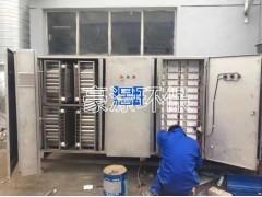 低温等离子除臭设备加UV光氧催化净化器