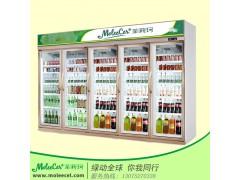 广东冰柜LG-3000豪华铝合金五门冷藏展示柜冷柜价格