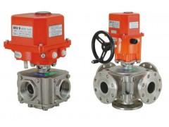 爱米克EMEC 反洗电动阀  全自动多项阀